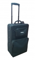 Magma-bags CD-Bag 128 + Trolley, black
